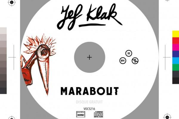 Disque Marabout